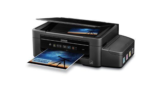 EcoTank Impresoras | Epson Chile