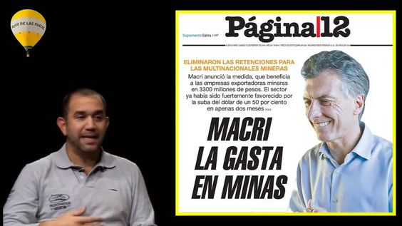 MACRISMO REGRESIVIDAD FISCAL Y ENDEUDAMIENTO PABLO VOMMARO