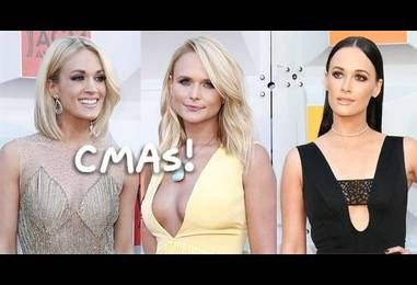 Carrie Underwood, Miranda Lambert, & Kacey Musgraves Lead The 2016 CMA Awards Nominations — See The Full List!