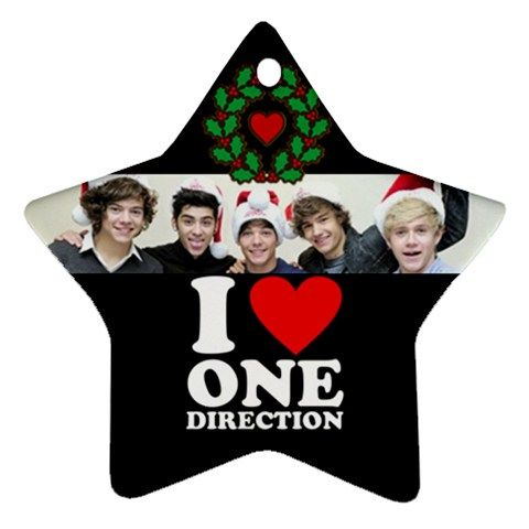 CHECK OUT THESE 1D CHRISTMAS ORNAMENTS AT OUR ONE DIRECTION http ...