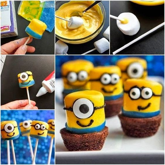 Ideas & Products: Marshmallow Minions