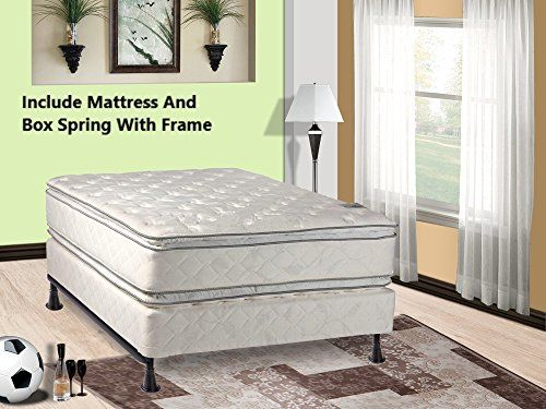 Mattress Solution Plush Pillowtop Orthopedic Doublesided Mattress