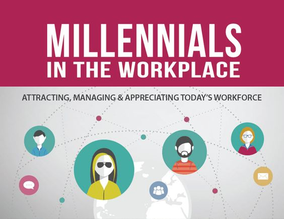 Download the #Millennials in the #Workplace #eBook!