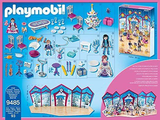 Playmobil 9485 Adventskalender Weihnachtsball Im Kristallsaal Amazon De Spielzeug Weihnachtsball Adventkalender Playmobil