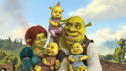 Assistir Shrek Para Sempre Filme Completo Dublado Shrek Cartoon