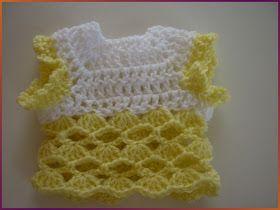 Mamma That Makes: Sunflower Angel Layette