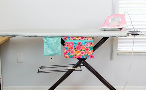 The Ultimate DIY Ironing Board Cover! free sewing tutorial — SewCanShe | Free Sewing Patterns and Tutorials