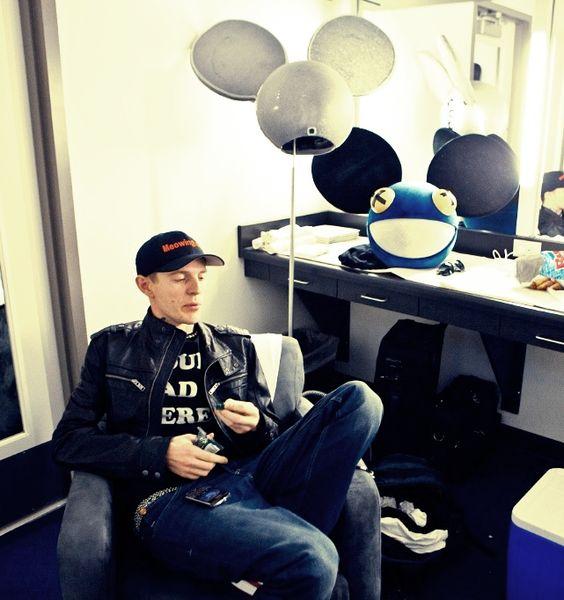 dressing room mau5