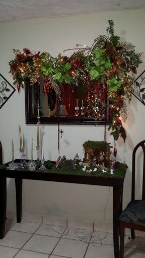 17 Best images about Christmas Ideas | Mesas