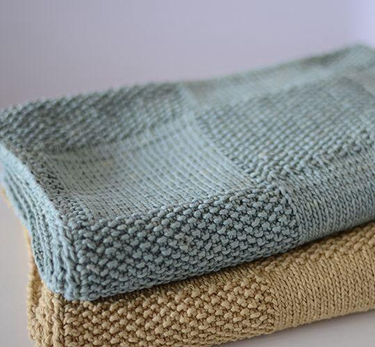 Diagonal Knit Dishcloth Pattern By Jana Trent : Pinterest   De idee?ncatalogus voor iedereen