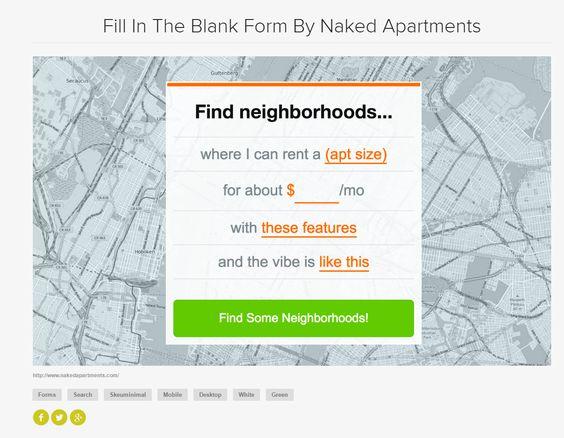Attribute Filter (nakedapartments.com)