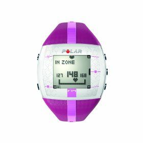 #10: Polar FT4F Heart Rate Monitor Watch