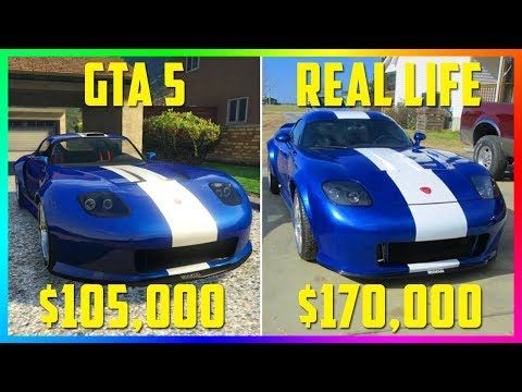 Cool Rockstar Created A Gta 5 Super Car In Real Life And You Can Buy It Super Cars Real Life Gta