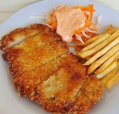 Chicken Katsu Resep Masakan Resep Masakan Jepang Resep Makanan