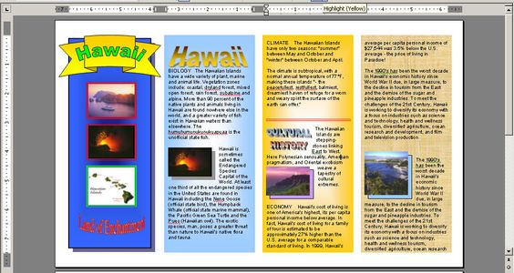 Travel brochure:  Internet Site,  Website, Web Site, Travel Brochures, Brochure Electronic, Teacher