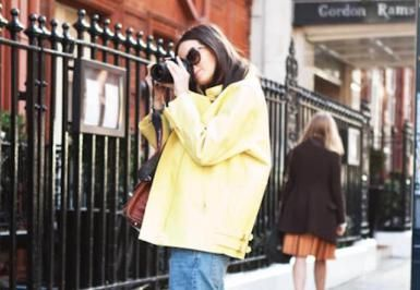 Street Style Tricks for Looking Better in Photos