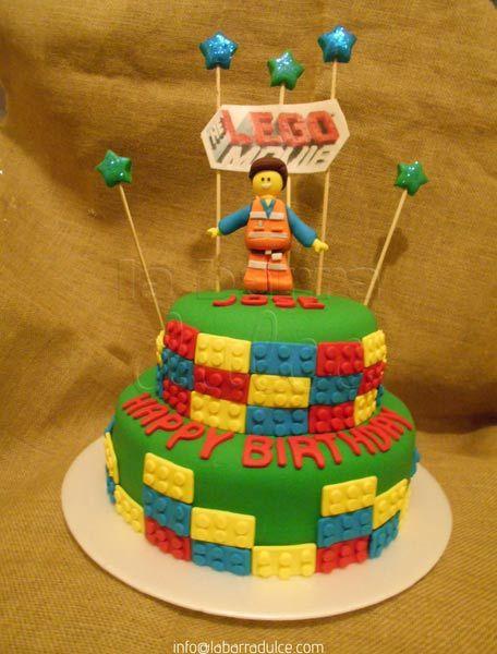 Cake Design Guatemala : everything is awesome LEGO movie cake pastel decorado con ...