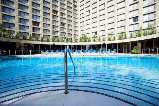 Westin Kansas City Photos The Westin Kansas City Hotel At Crown Center Kansas City Hotels Crown Center Kansas City