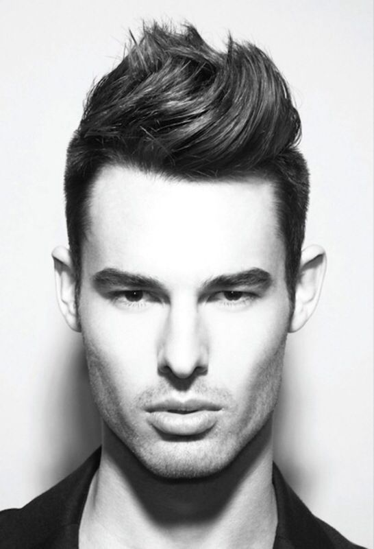 Outstanding Men Hair Hair Trends And Trends On Pinterest Short Hairstyles Gunalazisus