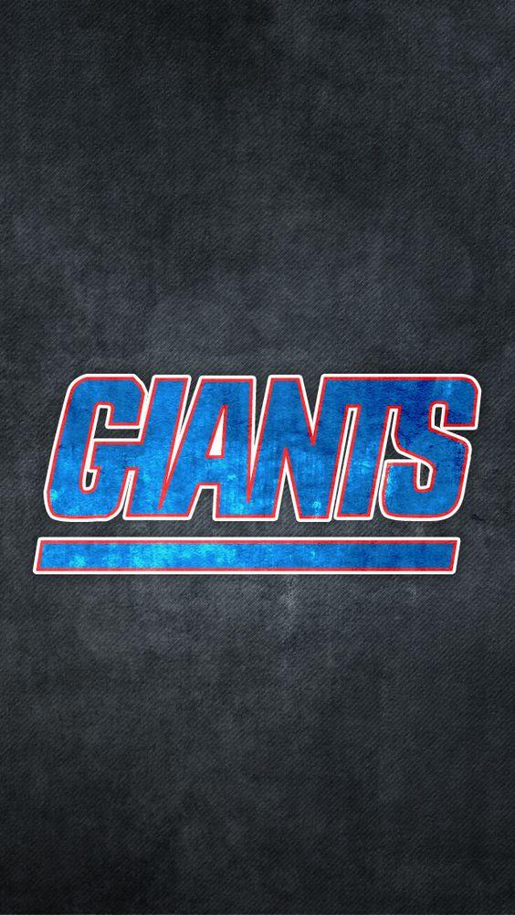 New York Giants NFL IPHONE WALLPAPER Pinterest Logos