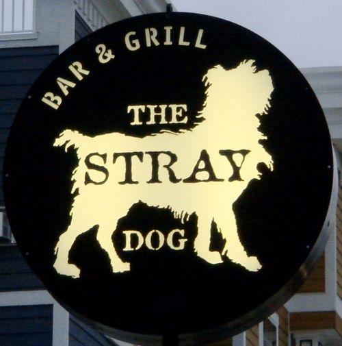 The Stray Dog Bar & Grill   New Buffalo MIchigan