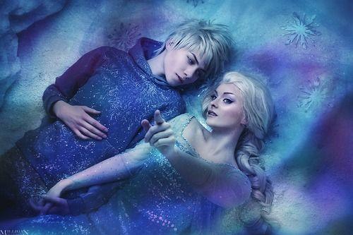 Elza & Jack Frost