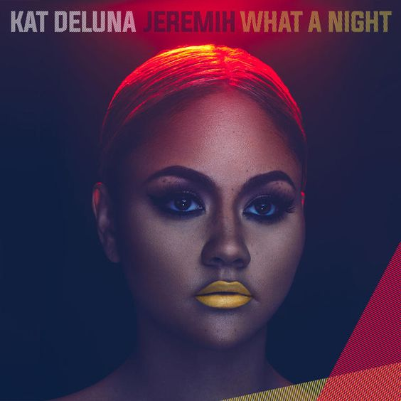 Kat DeLuna featuring Jeremih - What a Night (studio acapella)
