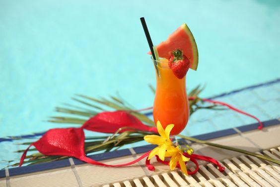 Einfach mal raus aus dem Alltagstrott und rein in die Karibiklagune der Therme Geinberg!   #urlaub #karibik #sommer   http://www.therme-geinberg.at/de/world-of-wellness/karibik