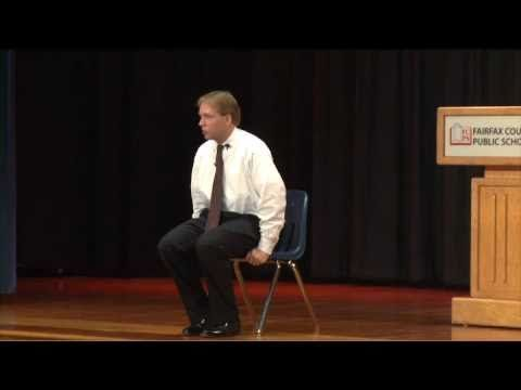 ALL TEACHERS SHOULD WATCH THIS NOT JUST FOR ADHD KIDS, BUT ALL KIDS AS WELL...Celebrate Calm Teacher Training: 3 Ways To Improve Focus & Behavior. Concrete, practical, research based! I like the chair push up idea