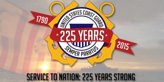 U.S. Coast Guard: 225 Years of Service to Nation