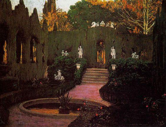 Jardines Monforte, en Valencia