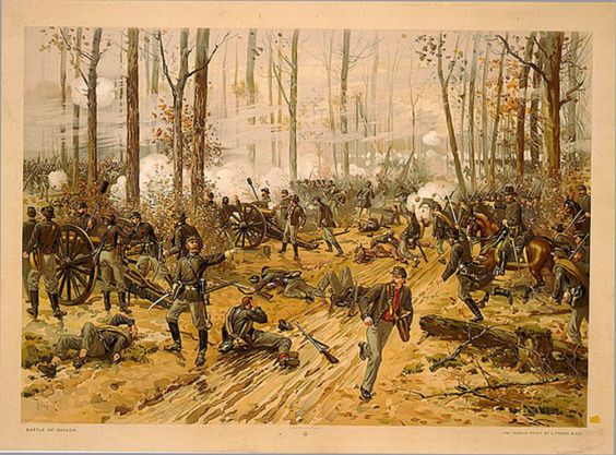 Why Some Civil War Soldiers Glowed in the Dark