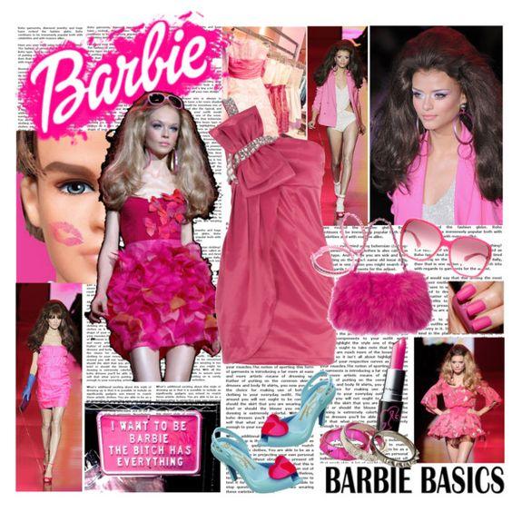 DIY BARBIE HALLOWEEN COSTUME barbie costume ideas Pinterest - barbie halloween costume ideas