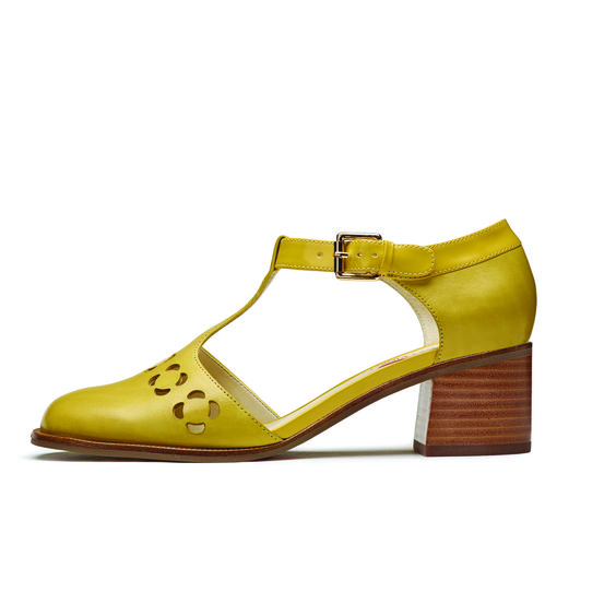 Orla Kiely x Clarks Collaborations SS15: