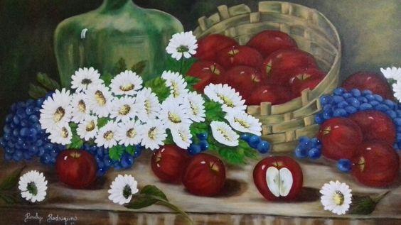 Natureza morta# Artista Rosely P Rodrigues#