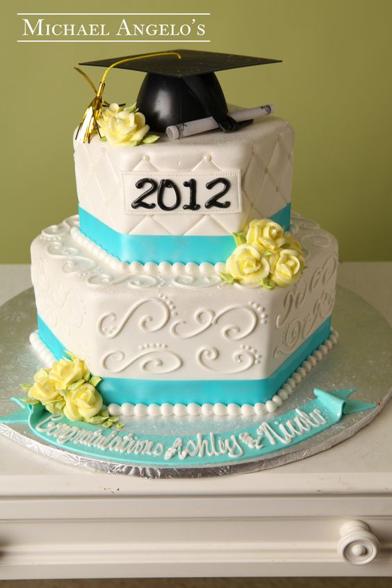 Graudation Cake Ideas