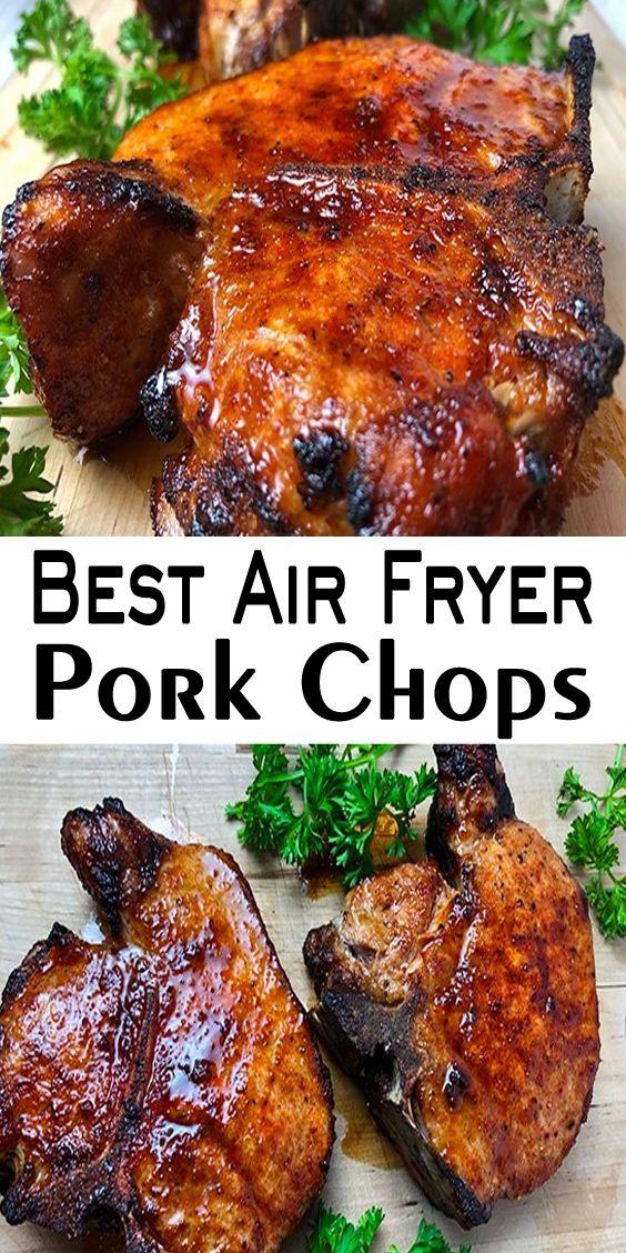 Best Air Fryer Pork Chops
