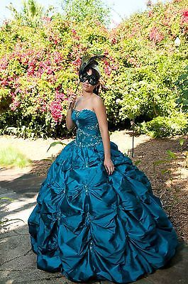 Quince / Sweet Sixteen / Prom dress- this dress is beautiful. Mori Lee design