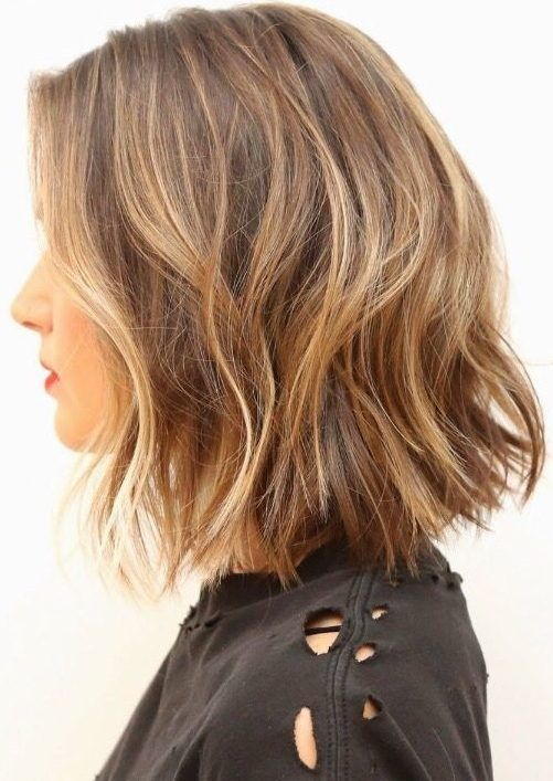 27 Long Bob Haircuts For Thick Hair To Get Inspired 2019 Long Bob Haircuts Long Haired Haircut Pop Long Bob Haircuts Haircut For Thick Hair Thick Hair Styles