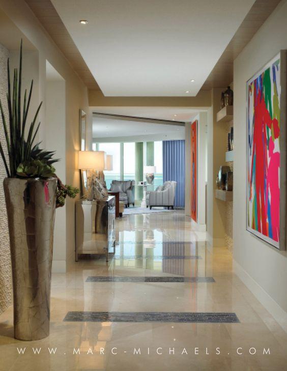 Wall Art Decor Naples Fl : Hallways art and hallway designs on