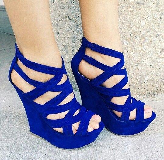 Surprisingly Cute Wedge Sandals