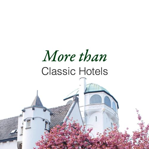 More than Classic Hotels... Look what we can offer.