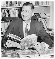 a biography of theodore seuss geisel an american author of popular childrens books Dr seuss & mr geisel: a biography dr seuss: a biography of theodor seuss geisel just and the history behind each of his famous books the authors.