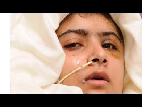 Malala is one of my heroes. May whatever entity that is kinda like a god or something bless her!