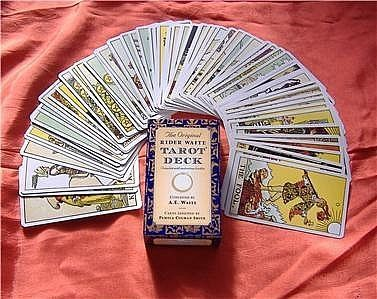 How to Make Tarot Cards: