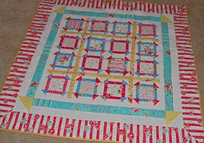 Kim's Big Quilting Adventure