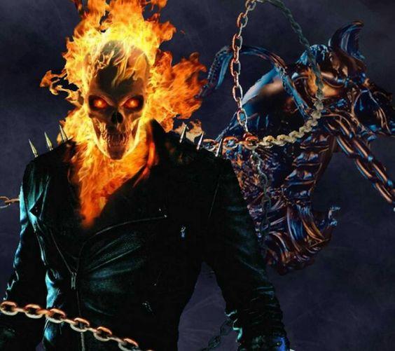 Pinterest • The world's catalog of ideas Ghost Rider Spirit Of Vengeance Blue Fire