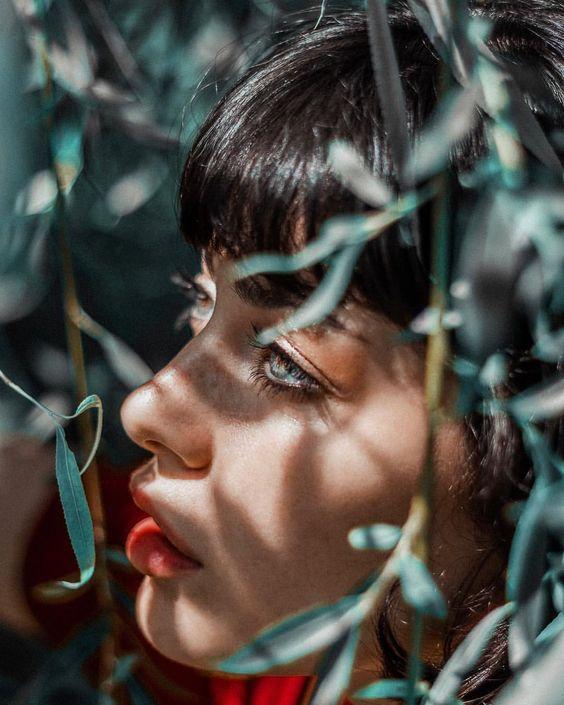 Marvelous Female Portrait Photography by Terralynn Joy #photography #lifestyle #fashion #portrait #streetstyle