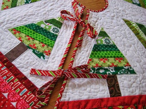 Grinch Quilted Tree Skirt | Quilts | Pinterest | Tree skirts ... : quilt christmas tree skirt - Adamdwight.com