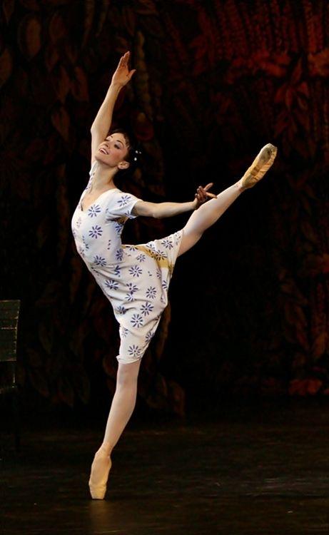 Svetlana Lunkina in The Bright Stream ♥ Wonderful! www.thewonderfulworldofdance.com